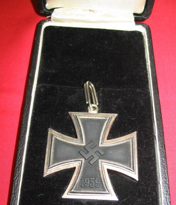 Knights Cross Cased Klein & Quenzer
