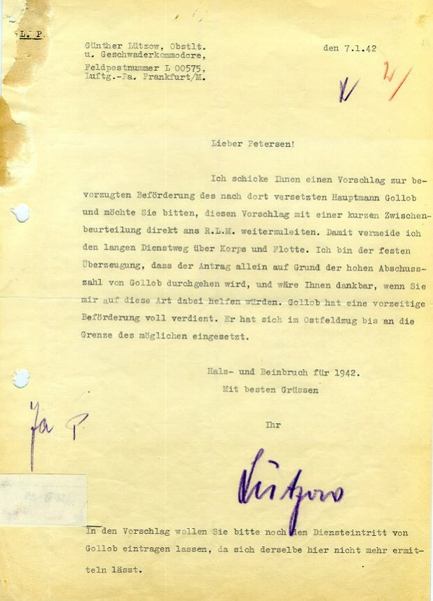 german signed documents With a signed documents